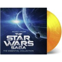 Star Wars - Music From The Star Wars Saga - Coloured Vinyl - 2LP
