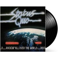 Status Quo - Rockin All Over The World - 2LP