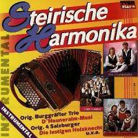 Steirische Harmonika - Instrumental - CD