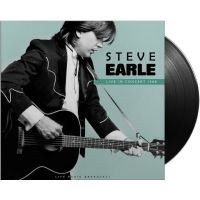 Steve Earle - Live In Concert 1988 - LP