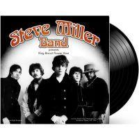 Steve Miller Band - Presents King Biscuit Flower Hour - LP