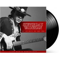 Stevie Ray Vaughan - The Fire Meets The Fury 1989 - LP