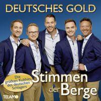 Stimmen Der Berge - Deutsches Gold - CD