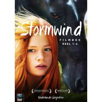 Stormwind - Filmbox 1-4 - 4DVD