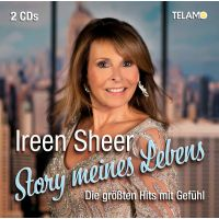 Ireen Sheer - Story Meines Lebens - Die Grossten Hits Mit Gefuhl - 2CD