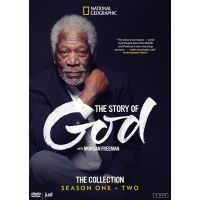 The Story Of God - The Collection - Season 1 +2 - 3DVD