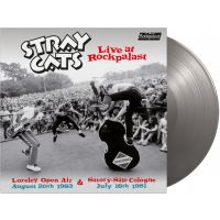 Stray Cats - Live At Rockpalast - Coloured Vinyl - 3LP