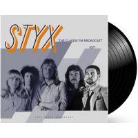 Styx - The Classic FM Broadcast 197 7 - LP