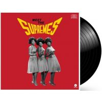 Supremes - Meet The Supremes - LP