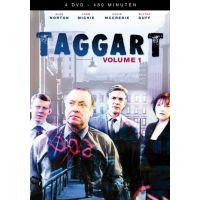 Taggart - Volume 1 - 4DVD