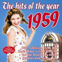 The Hits Of The Year 1959 - 2CD