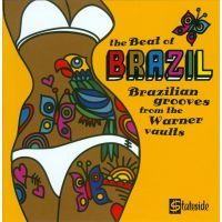 The Beat Of Brazil - CD