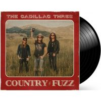 The Cadillac Three - Country Fuzz - LP