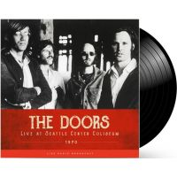 The Doors - Live At Seattle Center Coliseum 1970 - LP