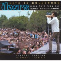 The Doors - Live In Hollywood - CD
