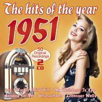 The Hits Of The Year 1951 - 2CD