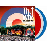 The Who - Live In Hyde Park - Coloured Vinyl - 3LP