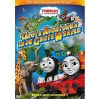 Thomas de Stoomlocomotief - Grote Avonturen In De Grote Wereld - DVD