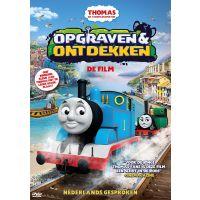 Thomas de Stoomlocomotief - Opgraven & Ontdekken - De Film - DVD