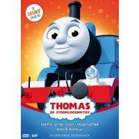 Thomas De Stoomlocomotief  - 3 Leuke DVD's - 3DVD