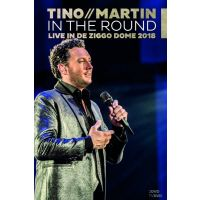 Tino Martin - In The Round - Live In De Ziggo Dome 2018 - 2DVD