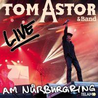 Tom Astor & Band - Live Am Nurburgring - CD