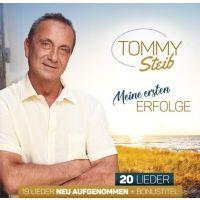 Tommy Steib - Meine Ersten Erfolge - 20 Lieder - CD