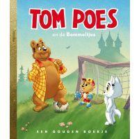 Tom Poes En De Bommeltjes - Een Gouden Boekje - BOEK