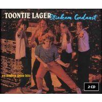 Toontje Lager - Stiekem Gedanst En Andere Grote Hits - 2CD