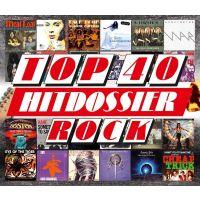 Top 40 Hitdossier - Rock Hits - 4CD
