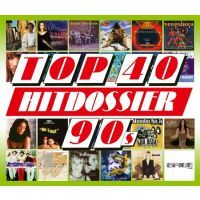 Top 40 Hitdossier 90's - 5CD