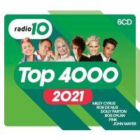 Radio 10 - Top 4000 - 2021 - 6CD