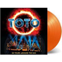 Toto - 40 Tours Around The Sun - Ziggo Dome - 3LP