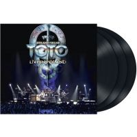 Toto - Live In Poland - 35th Anniversary Tour - 3LP