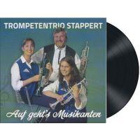 Trompetentrio Stappert - Auf Geht's Musikanten - Vinyl Single