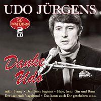 Udo Jurgens - Danke Udo - 2CD