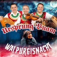 Ursprung Buam - Walpurgisnacht - CD