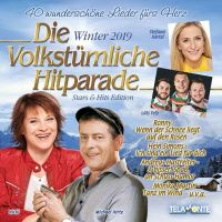 Die Volkstumliche Hitparade Winter 2019 - 2CD