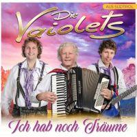 Die Vaiolets - Ich Hab Noch Traume - CD
