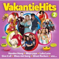 Studio 100 - Vakantiehits - Volume 2 - CD
