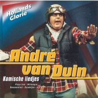 Andre van Duin - Komische Liedjes - Hollands Glorie - CD
