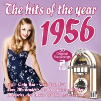 The Hits Of The Year 1956 - 2CD