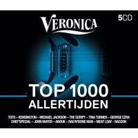 Radio Veronica - Top 1000 Allertijden 2018 - 5CD