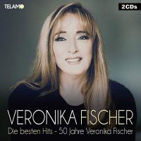 Veronika Fischer - Die Besten Hits - 50 Jahre Veronika Fischer - 2CD