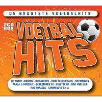 Voetbal Hits - De Grootste Voetbalhits - 2CD