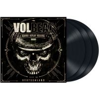 Volbeat - Rewind, Replay, Rebound - Live In Deutschland - 3LP