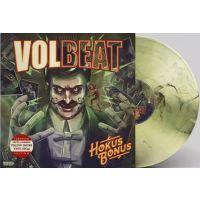 Volbeat - Hokus Bonus - Coloured Vinyl - LP