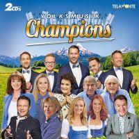 Volksmusik Champions - 2CD