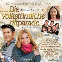 Die Volkstumliche Hitparade Weihnachten 2019 - CD