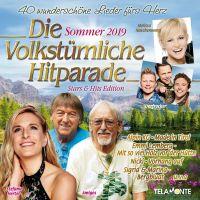 Die Volkstumliche Hitparade - Sommer 2019 - 2CD